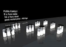 FURA FAMILY SET